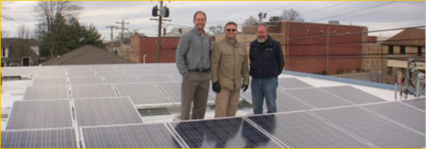 27.8 kW Commercial PV Solar System in Crossville, TN