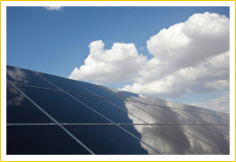 solar energy is non-polluting
